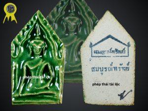 Khun Phaen Somboonsapya- LP Chuen- Wat Yan Sen BE2544
