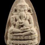 Ganesha BE 2530 - LP Yongyut ( Rare)
