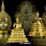 Phra Puttha Khamanakhorn ( Sihing) BE 2539