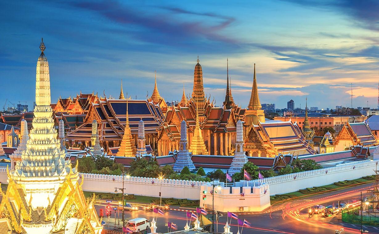 Chùa Phật Ngọc ( Wat Phra Kaew)