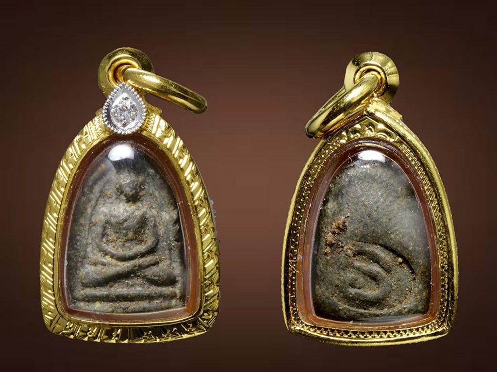 Amulet phật Somdej đầu tiên trong lịch sử và sự nhầm lẫn