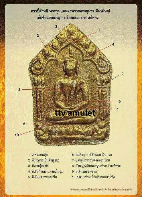 Khun Phaen BE 2517- Luang Pu Tim