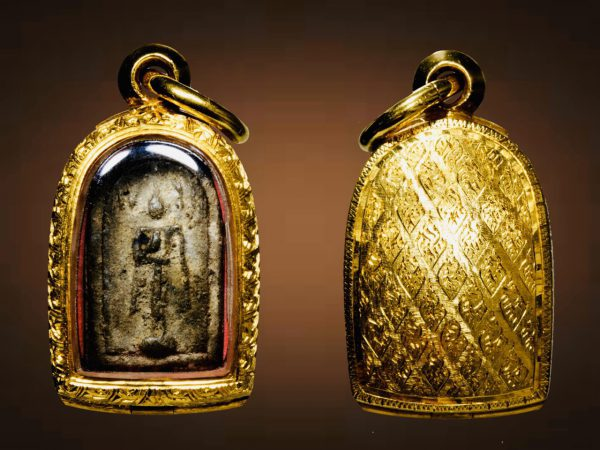 Amulet Somdej Toh- Somdej Pilan
